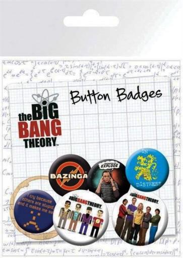 38865 - SET DI SPILLE (6) - THE BIG BANG THEORY