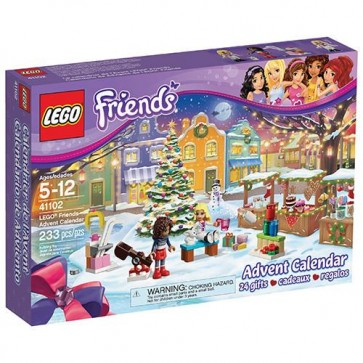 41102 - LEGO FRIENDS CALENDARIO DELL'AVVENTO 2015