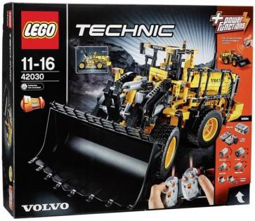 42030 - LEGO SET RUSPA VOLVO L350F TELECOMANDATA