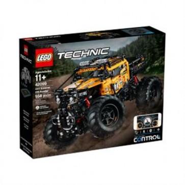 42099 - LEGO TECHNIC - FUORISTRADA X-TREME 4X4