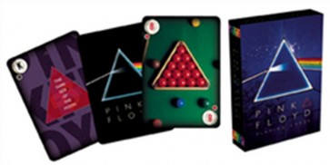 43407 - PINK FLOYD PLAYING CARDS DARK SIDE MOON