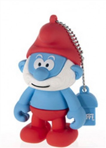 44688 - PUFFI - USB FLASH DRIVE 4GB - GRANDE PUFFO