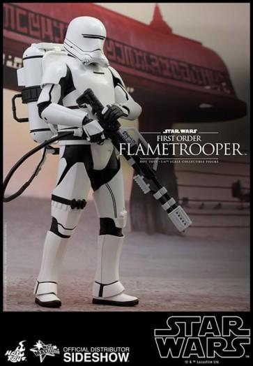 47889 - STAR WARS EPISODE VII - FLAMETROOPER - 12' FIGURE HOT TOYS