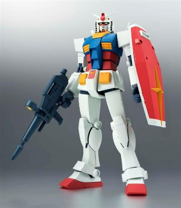 47921 - ROBOT SPIRITS GUNDAM RX78-2 ANIME VER