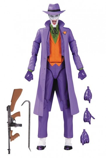 47979 - DC COMICS ICONS - JOKER A DEATH IN THE FAMILY - DC DIRECT - ACTION FIGURE 15CM