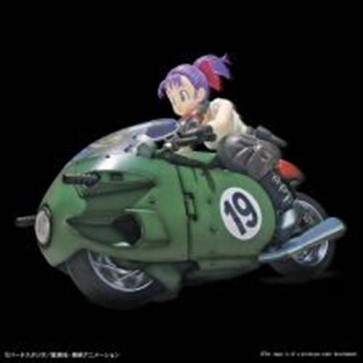 63288 - DRAGON BALL - FIGURE RISE BULMA MOTORCYCLE