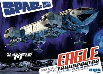 70287 - SPACE 1999 14INCH EAGLE TRANSPORTER KIT - 35CM