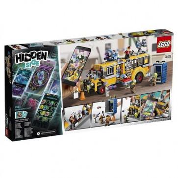 70423 - LEGO HIDDEN - AUTOBUS DI INTERCETTAZIONE PARANORMALE 3000