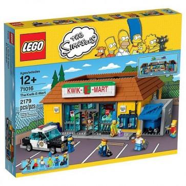 71016 - THE SIMPSONS JET MARKET (scatola rovinata)