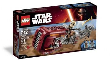 75099 - LEGO REYS SPEEDER