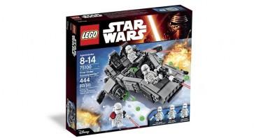 75100 - LEGO FIRST ORDER SNOWSPEEDER