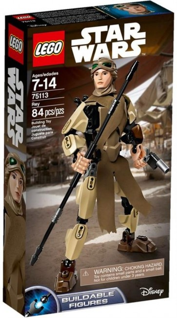 75113 - LEGO STAR WARS ACTION FIGURE - REY