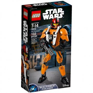 75115 - LEGO STAR WARS ACTION FIGURE - POE DAMERON