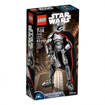 75118 - LEGO STAR WARS ACTION FIGURE - CAPTAIN PHASMA