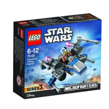 75125 - MICROFIGHTER RESISTANCE X-WING FIGHTER