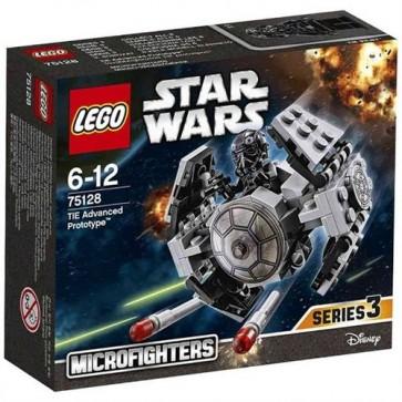 75128 - LEGO MICROFIGHTER TIE ADVANCED PROTOTYPE
