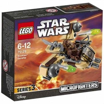 75129 - LEGO MICROFIGHTER WOOKIE GUNSHIP