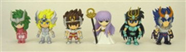 7572 - SAINT SEIYA - MINI FIGURE SET (12 PZ)