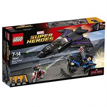 76047 - LEGO BLACK PANTHER PURSUIT