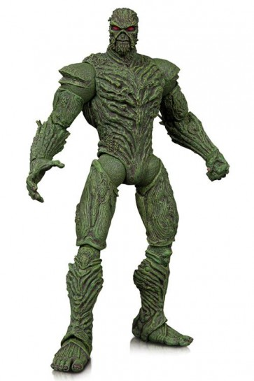 7916 - DC COMICS - SWAMP THING - DC DIRECT - ACTION FIGURE 22CM