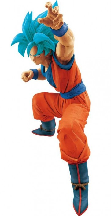 81025 - DRAGON BALL SUPER - BIG SIZE FIGURE -  SUPER SAIYAN GOD SUPER SAIYAN GOKU 24CM