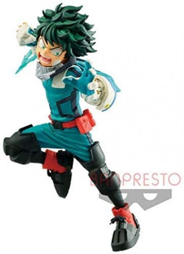 81793 - MY HERO ACADEMIA MOVIE - HEROES: RISING - DEKU MIDORIYA FIGURE 11CM