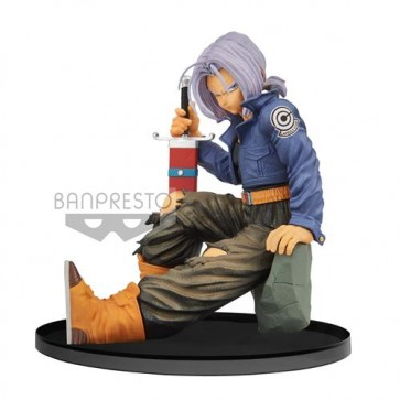 85207 - DRAGON BALL Z - WORLD FIGURE COLOSSEUM VOL.8 - TRUNKS (NORMAL COLOR VER.) 11CM