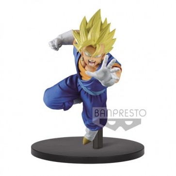 85629 - DRAGONBALL SUPER - CHOSENSHIRETSUDEN VOL.2 - SUPER SAIYAN VEGETTO - BANPRESTO STATUA 15CM