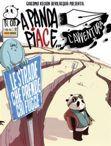 A PANDA PIACE... L'AVVENTURA 8 - LE STRADE CHE PRENDE CHI FUGGE