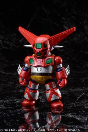 AA GOKIN - GETTER ROBOT OAV ARMAGEDDON METAL VERSION LIMITED 1000PZ.