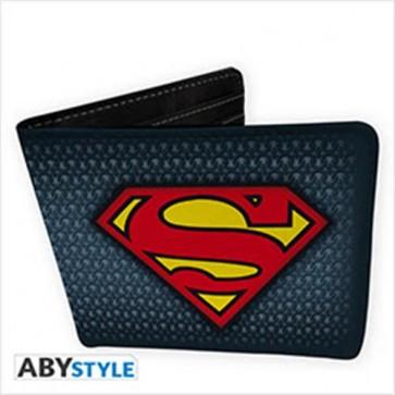 ABYBAG191 - DC COMICS - PORTAFOGLIO - SUPERMAN SUIT
