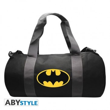 ABYBAG328 - DC COMICS - SPORT BAG BATMAN LOGO