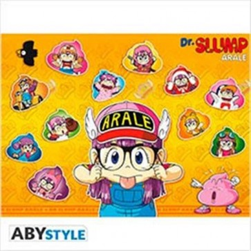 ABYDCO480 - DR SLUMP - POSTER ARALE (52x38)