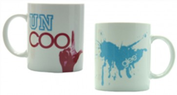 ABYMUG023 - GLEE - TAZZA MEDIA BOX - UNCOOL