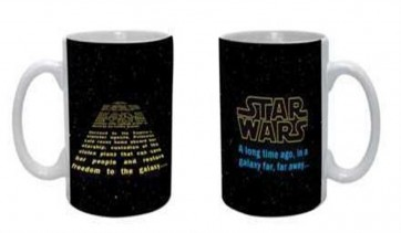 ABYMUG104 - TAZZA MEDIA STAR WARS - A LONG TIME AGO