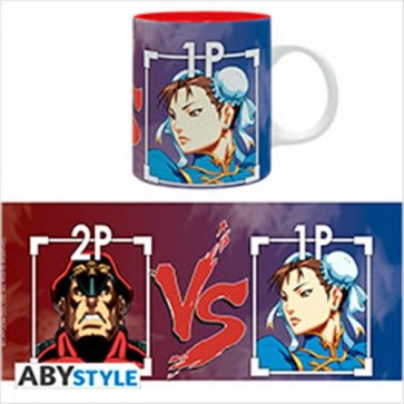 ABYMUG516 - STREET FIGHTER - TAZZA 320 ML - 2P VS 1P
