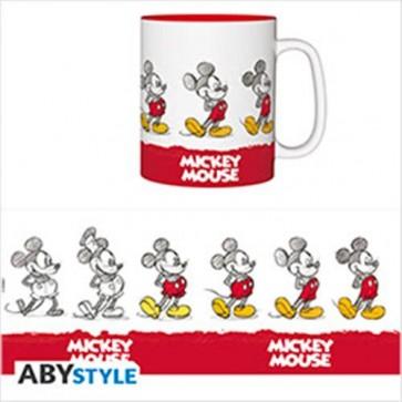 ABYMUG540 - DISNEY - MUG 460ML SKETCH MICKEY