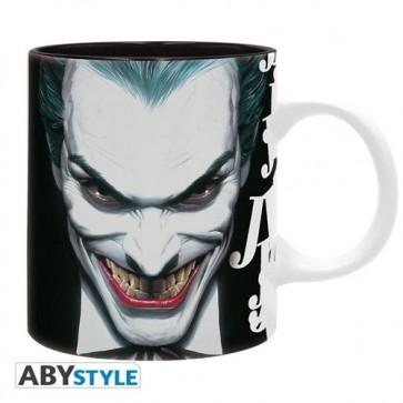 ABYMUG702 - DC COMICS - TAZZA 320ML - JOKER LAUGHING