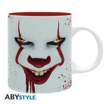 ABYMUG785 - IT - TAZZA 320ML - PENNYWISE & BALLOONS