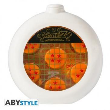 ABYROL012 - DRAGON BALL Z - METAL BOX - DRAGON RADAR CON 7 SFERE