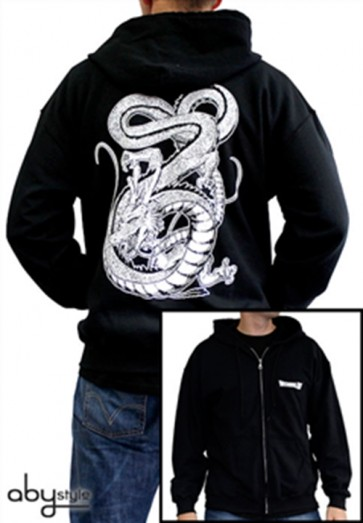 ABYSWE008XXL - FELPA - DRAGON BALL - SHENRON BLACK XXL