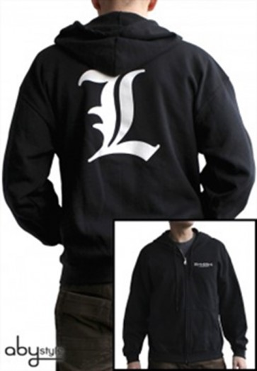 ABYSWE012L - FELPA - DEATH NOTE - SWEAT L