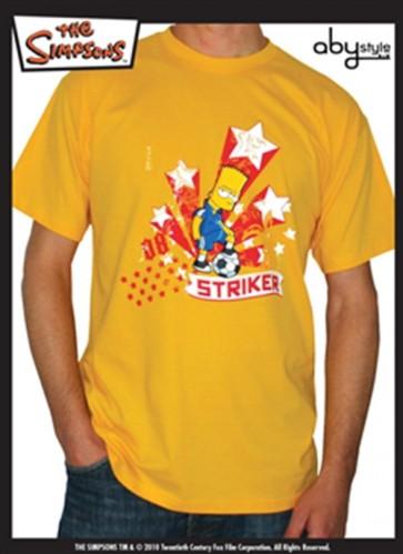 ABYTEX061L - T-SHIRT UOMO BART STRIKER L