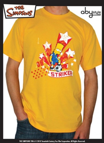 ABYTEX061XL - T-SHIRT UOMO BART STRIKER XL
