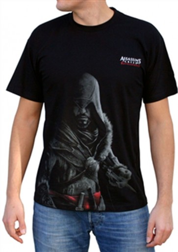 ABYTEX146M - T-SHIRT - ASSASSIN'S CREED REVELATIONS M