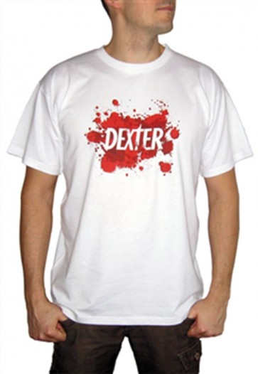 ABYTEX151L - DEXTER T-SHIRT LOGO L