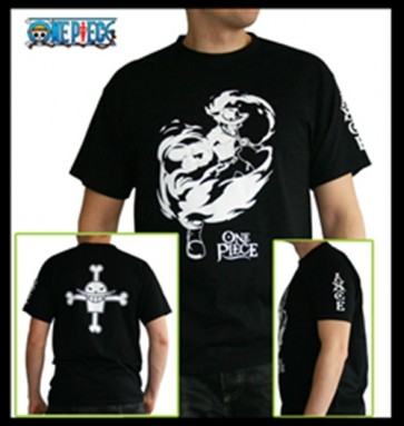 ABYTEX158XL - T-SHIRT - ONE PIECE - ACE XL