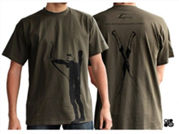 ABYTEX182L - T-SHIRT - LORD OF THE RINGS - LEGOLAS - L