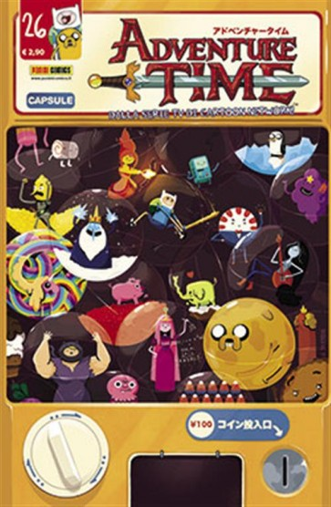 ADVENTURE TIME 26