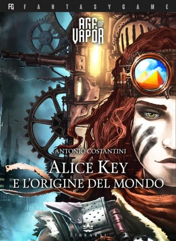 AGE OF VAPOR 1: ALICE KEY E L'ORIGINE DEL MONDO